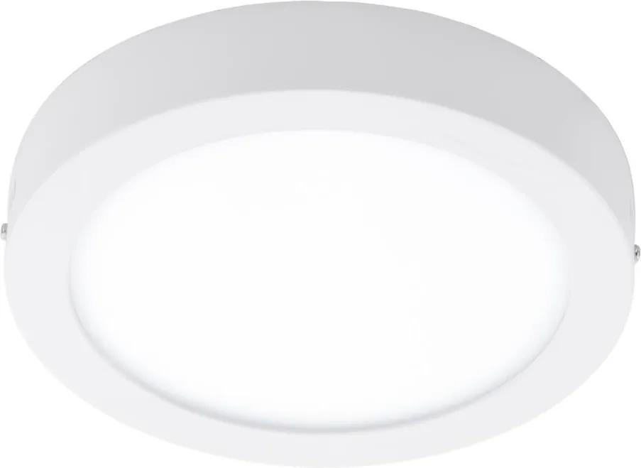Eglo 96669 - LED RGB Plafoniera FUEVA-C LED/15,6W/230V alb rotund