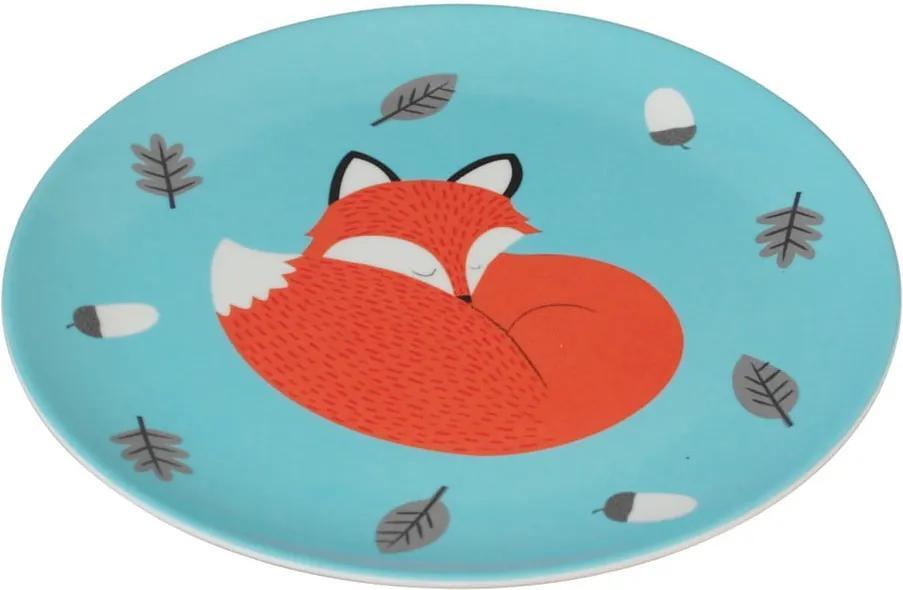 Farfurie din melamină Rex London Rusty The Fox
