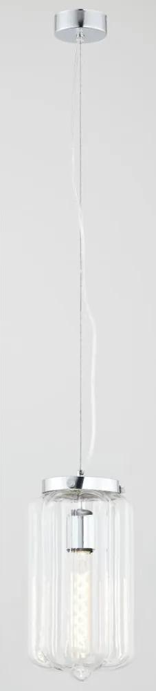 Argon 3582 - Lampa suspendata BALI 1xE27/60W/230V