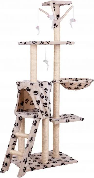 Ansamblu de joacă/odihnă pisici Hama 138cm XL