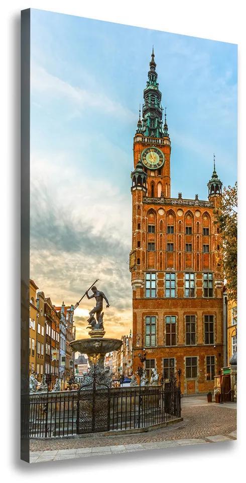 Pictură pe pânză Polonia Gdańsk