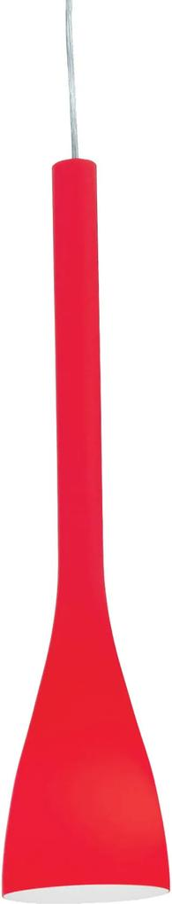 Pendul-FLUT-SP1-SMALL-ROSSO-035703-Ideal-Lux