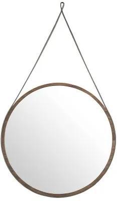 Oglinda decorativa suspendata Alline, 75cm