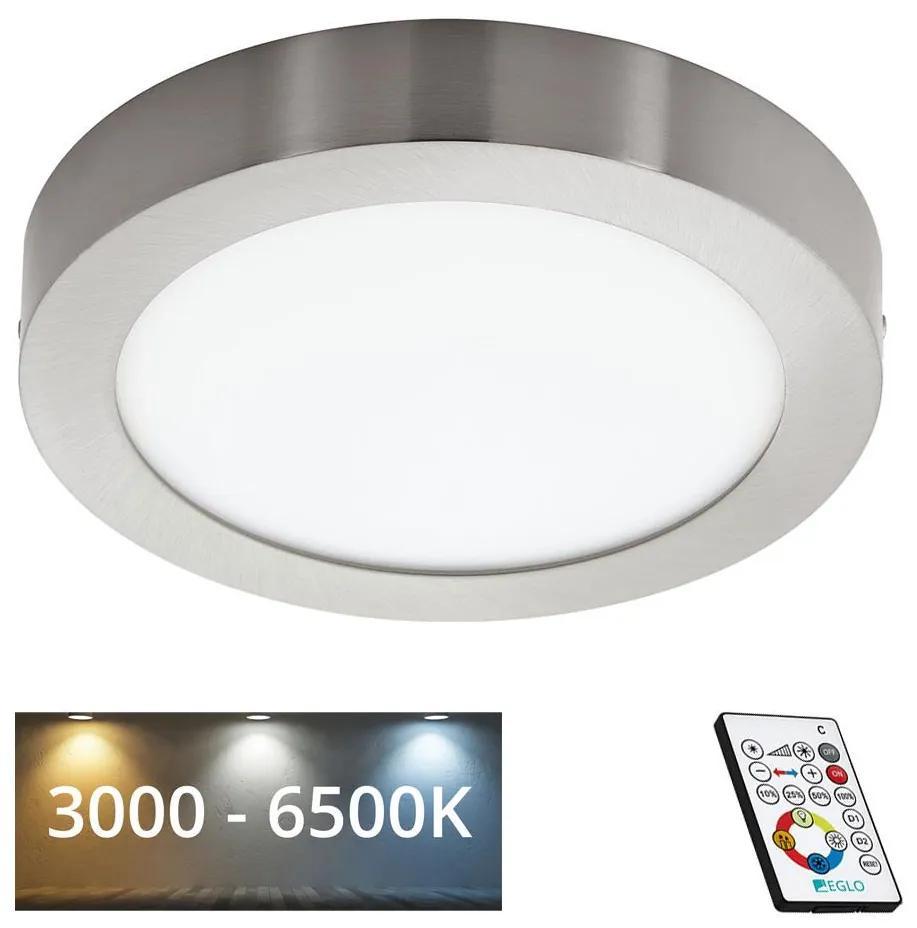 Eglo 78769 - LED Plafonieră dimmabilă TINUS 1xLED/21W/230V