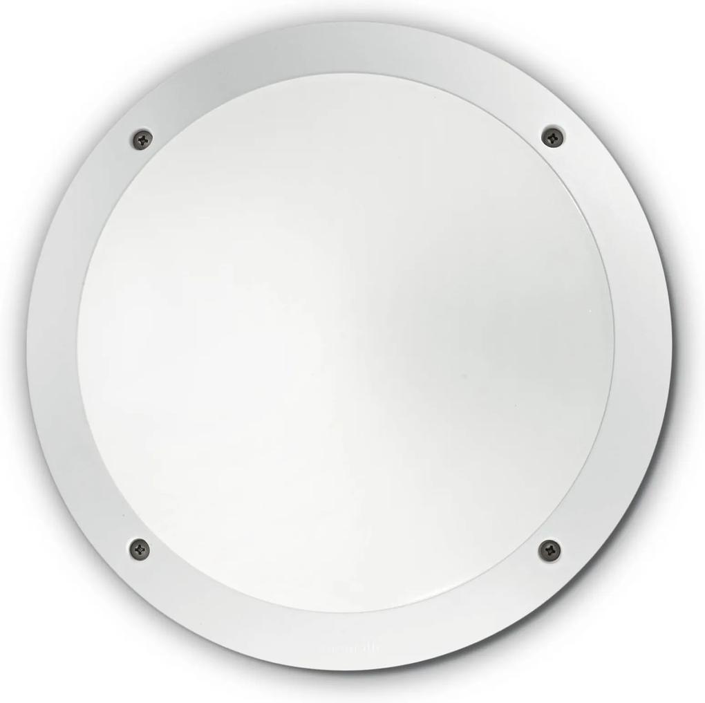 Aplica-Exterior-LUCIA-1-AP1-BIANCO-096667-Ideal-Lux