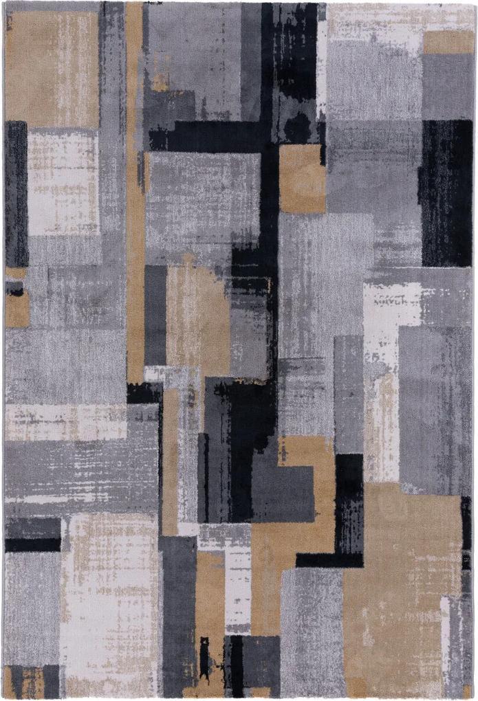 Covor Modern & Geometric Anna Maria, Gri, 80x150 cm