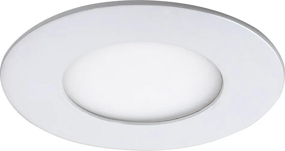 Rábalux 5568 Spoturi incastrate - tavan Lois alb mat metal LED 3W 170lm 4000K IP20 A+