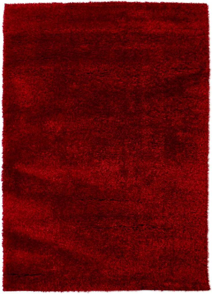 Covor Shaggy Velvet, Rosu, 160x230