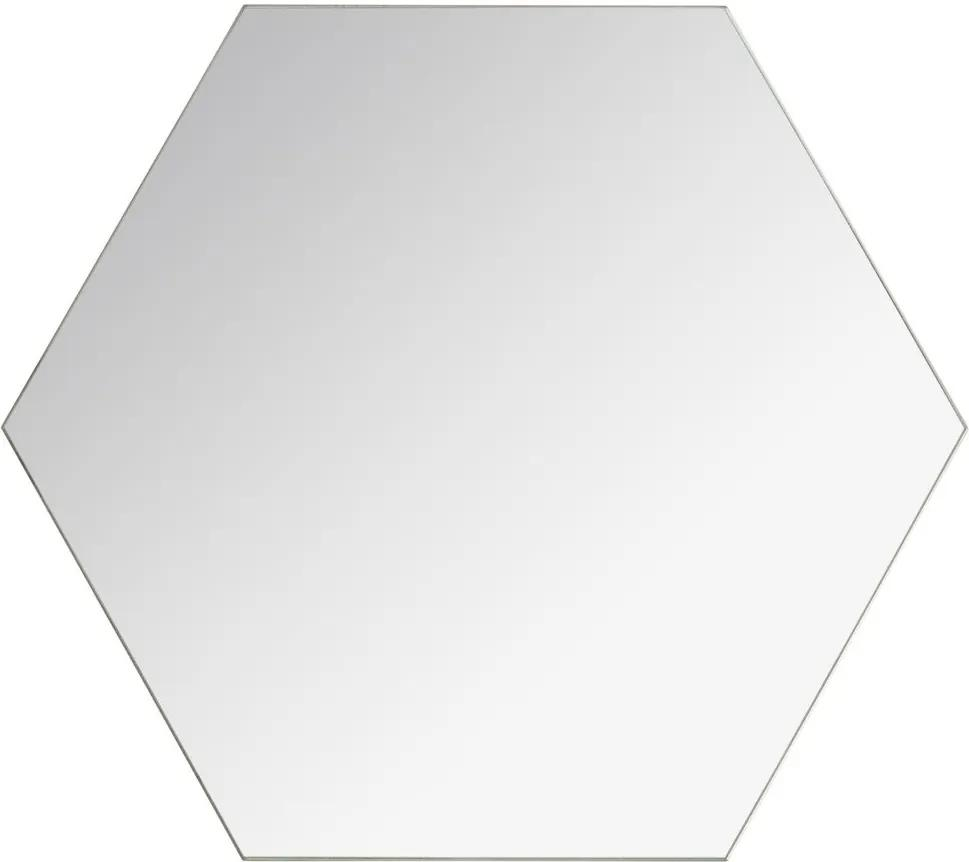 Oglinzi decorative de perete, 4 bucăți, în formă de cub