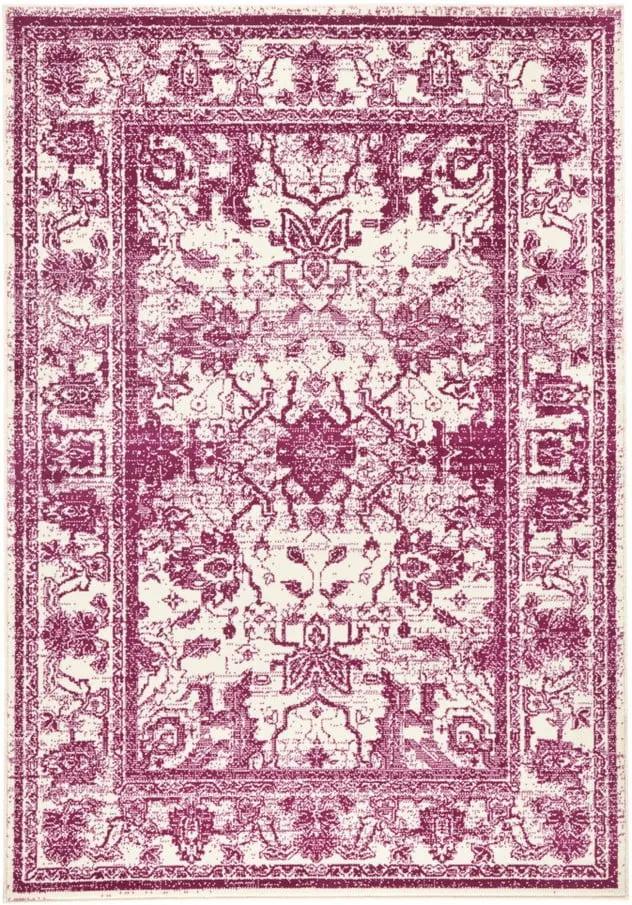 Covor Zala Living Glorious, 70 x 140 cm, roz