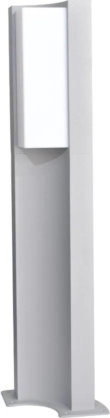Trio 520360187 Stalpi și lampadare de exterior SUEZ argintiu aluminiu 1xSMD LED, 6W