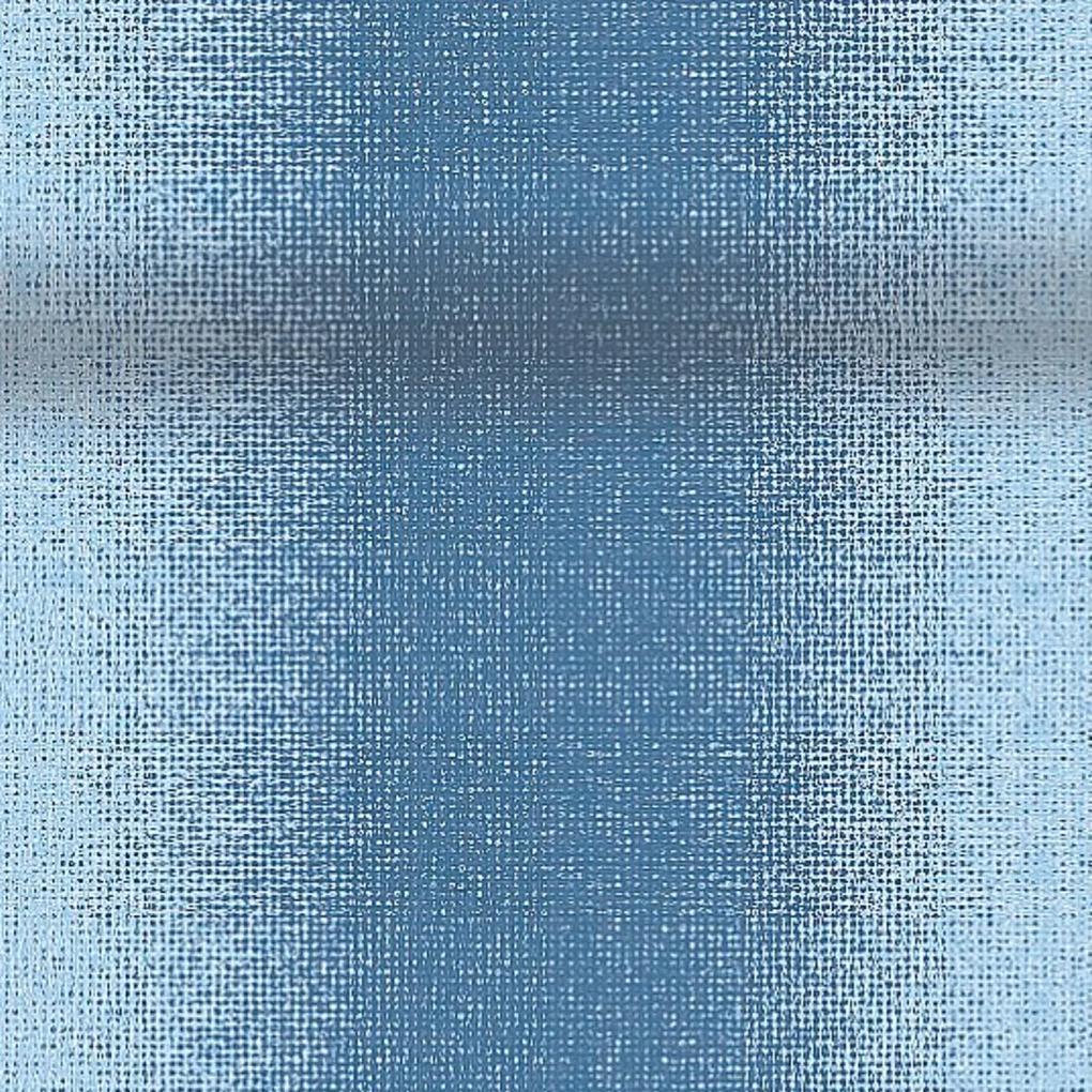 Napron in rola din hartie albastra in degrade 120x40 cm