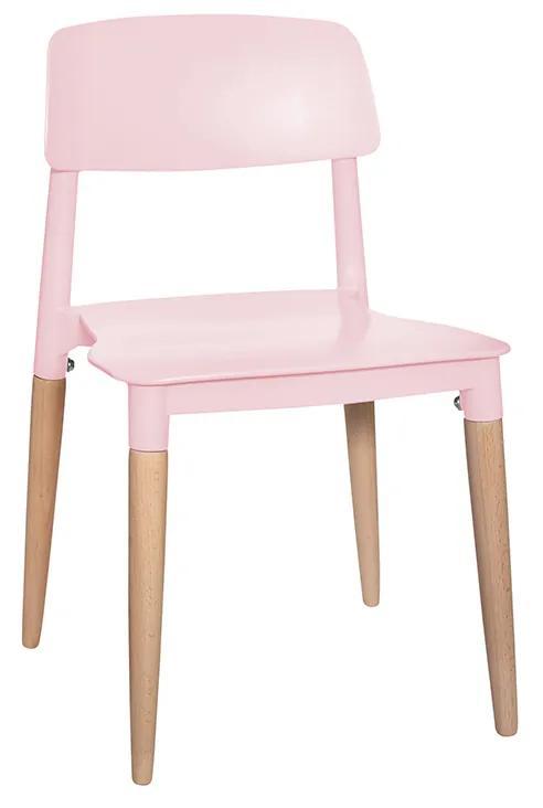 Scaunel copii JJA Conse roz