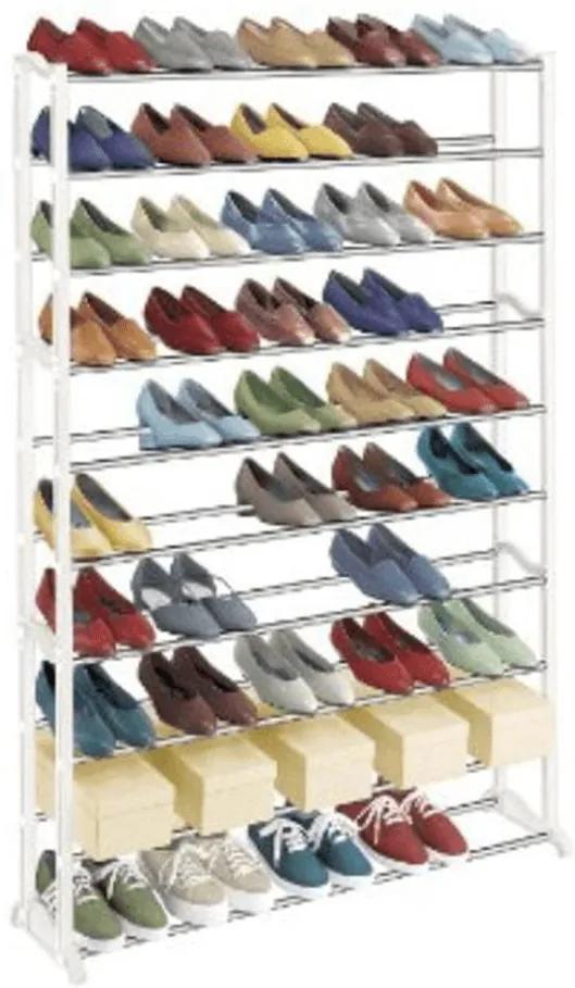 Pantofar, alb, BOTIS TYP 1 VSY050