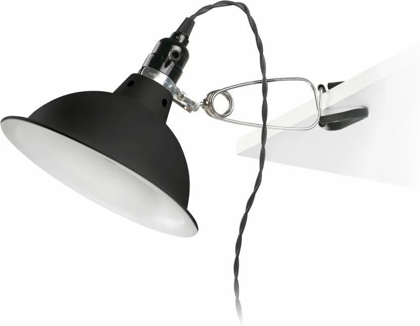 FARO 64169 - Lampa cu clip PEPPER 1xE27/40W/230V