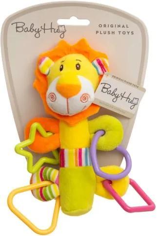 Baby Hug - Leu din plus cu inele