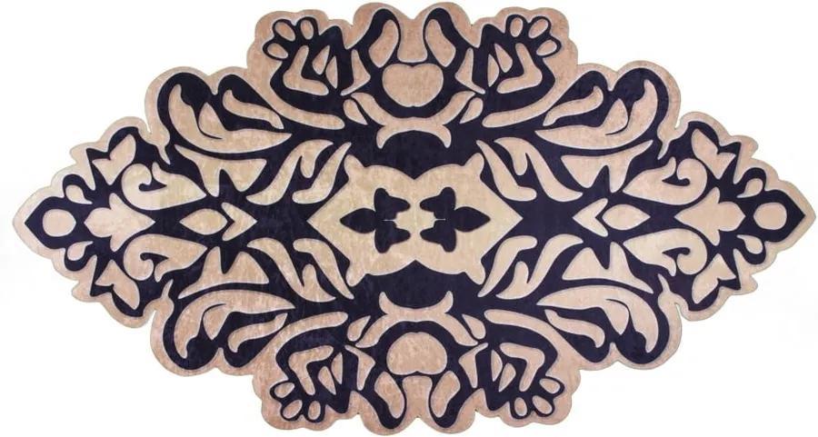 Covor Vitaus Zindaya Siyahvarak, 80 x 150 cm
