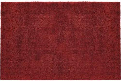Covor Puffy rosu 80x150 cm