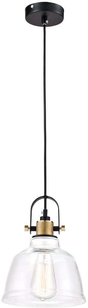 Pendul  Irving Maytoni E27, Negru, T163-11-W, Germania