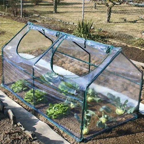 Solar din folie pentru grădină lungime 180 cm