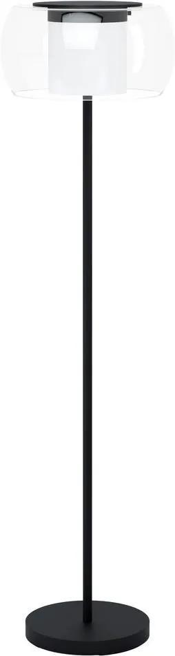 Eglo 99037 - Lampă de podea LED RGB Dimming BRIAGLIA-C LED/24,8W/230V
