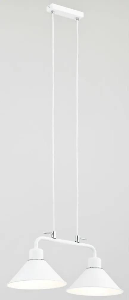 Argon 766 - Lampa suspendata DŻERBA 2xE27/60W/230V