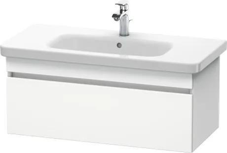 Dulap baza Duravit DuraStyle 93x44.8cm, sertar cu inchidere lenta, alb mat