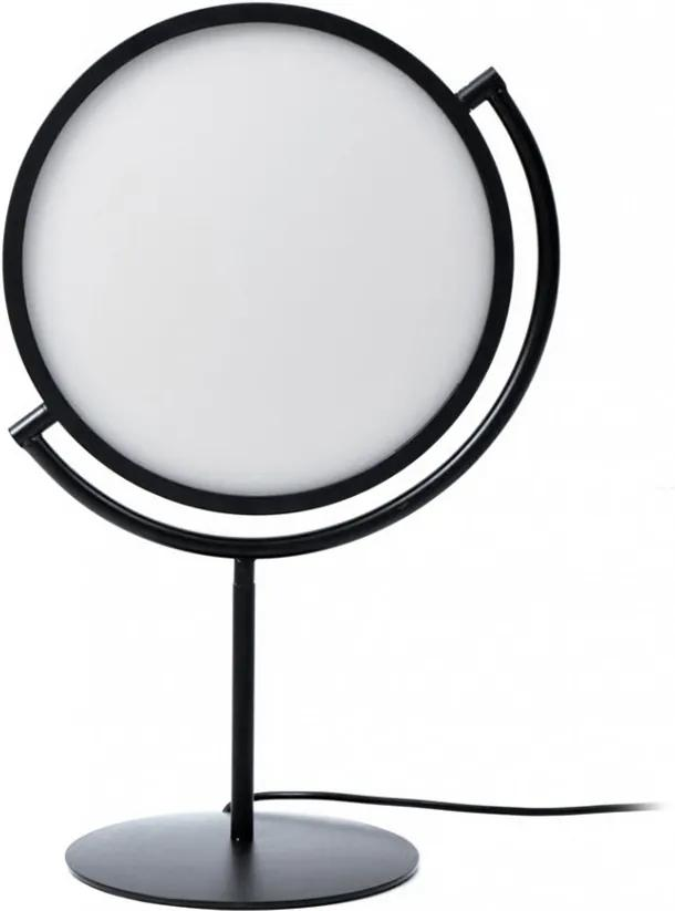 LED lampa de masa LED/19W/230V negru