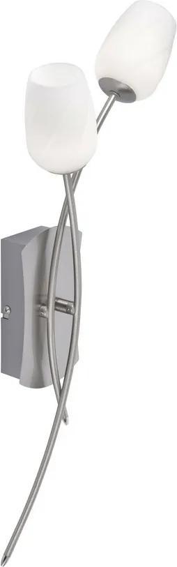 Paul Neuhaus 9549-55 - Aplică perete LED ANASTASIA 2xLED/3W/230V