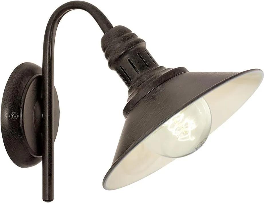 Eglo 49458 - Corp de iluminat perete STOCKBURY 1xE27/60W/230V