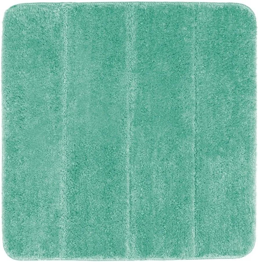 Covor baie Wenko Steps, 55 x 65 cm, albastru turcoaz
