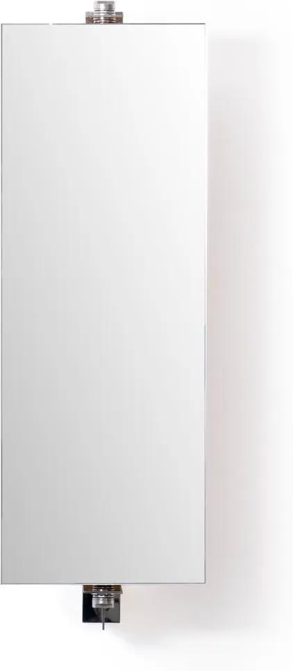 Dulap de perete cu oglindă Wireworks Mezza, 71 cm