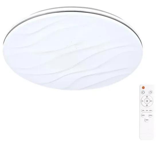 Plafonieră LED DESERT LED/24W/230V cu telecomandă