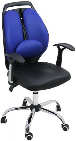 Scaun ergonomic OFF 913 Albastru