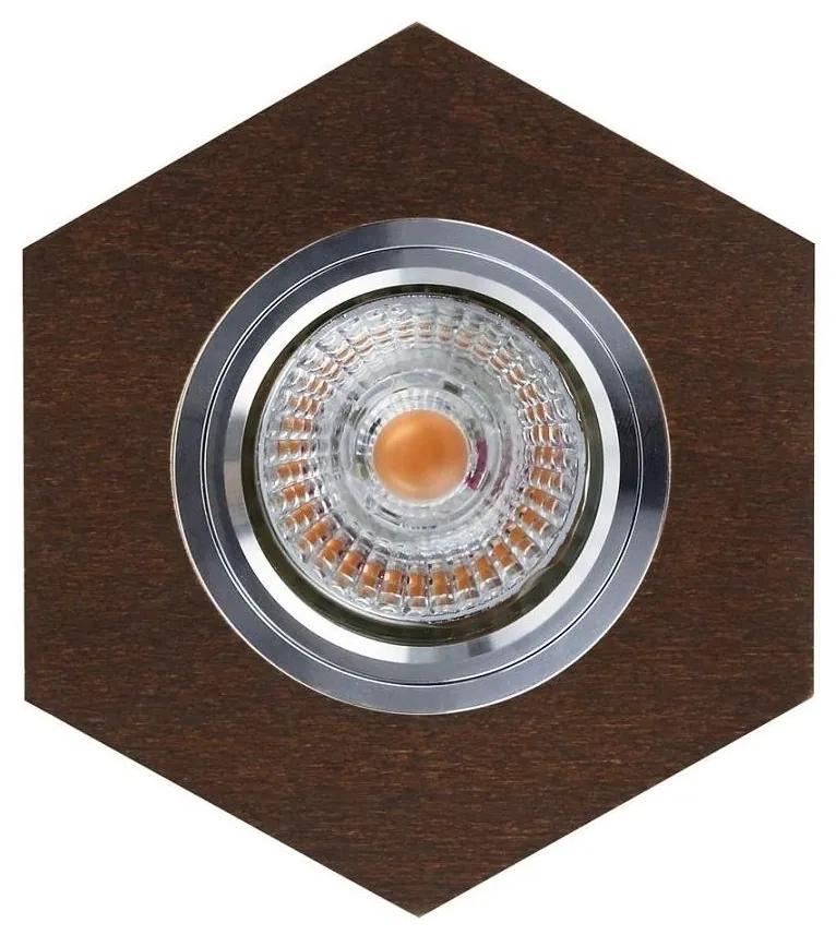 Spot-Light 2518176 - Lampă încastrată LED VITAR 1xGU10/5W/230V