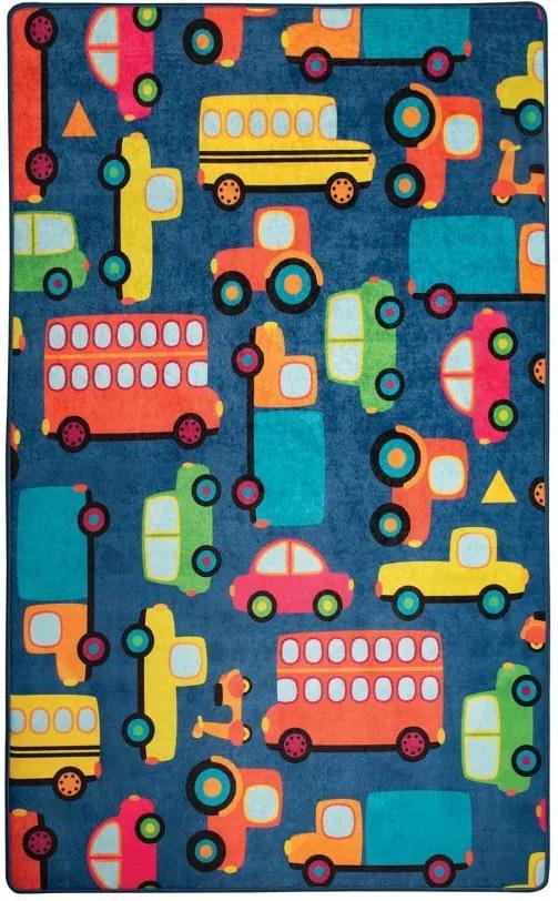 Covor copii Cars, 100 x 160 cm