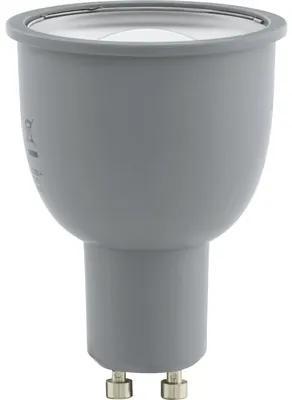 Bec LED RGB spot variabil Eglo Crosslink GU10 5W 400 lumeni 230V, fara telecomanda