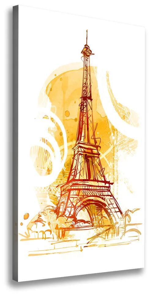 Imprimare tablou canvas Vara la Paris