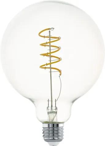 Bec LED lumina calda, durata lunga de viata E27 4W