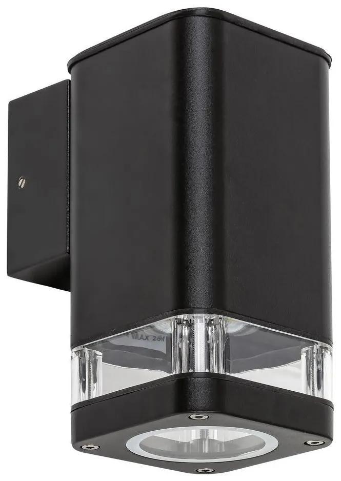 Aplică de exterior Rabalux 1xGU10/25W/230V IP44 neagră