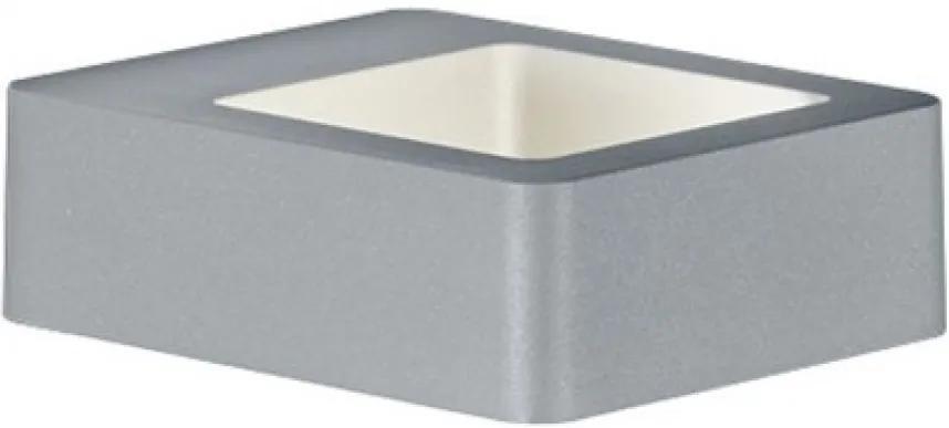 Trio 220760187 Aplice pentru iluminat exterior RENO plastic incl. 1 x COB, 4,5W, 3000K, 450Lm 330lm 2700K IP54