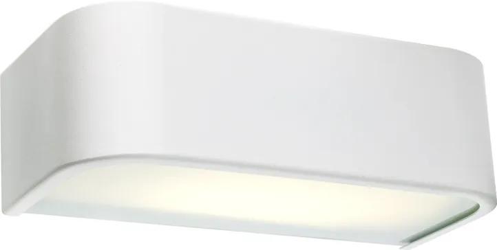 Redo 01-733 - Aplică perete SCREEN 1xG24q2/18W/230V