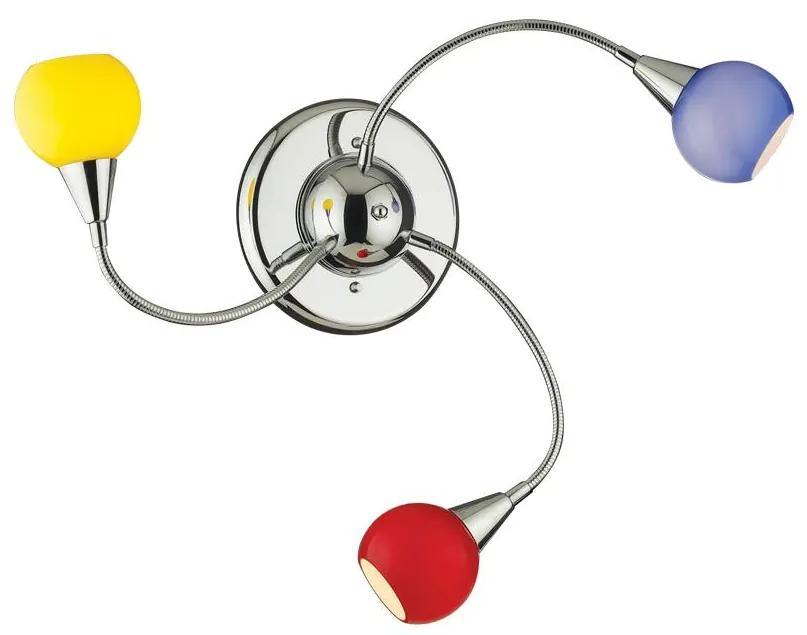 Ideal lux - Lampa spot 3xE14/40W/230V