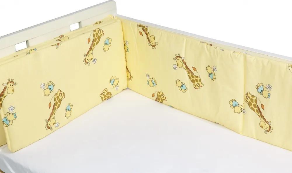 Aparatori laterale pentru pat Giraffe