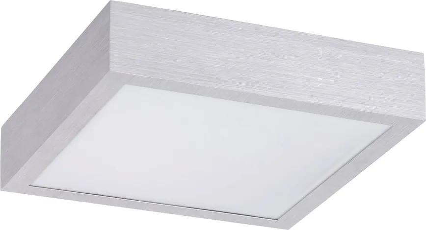 Rábalux 5884 Plafoniere Conor Aluminiu periat metal LED 12W 900lm 3500K IP20 A