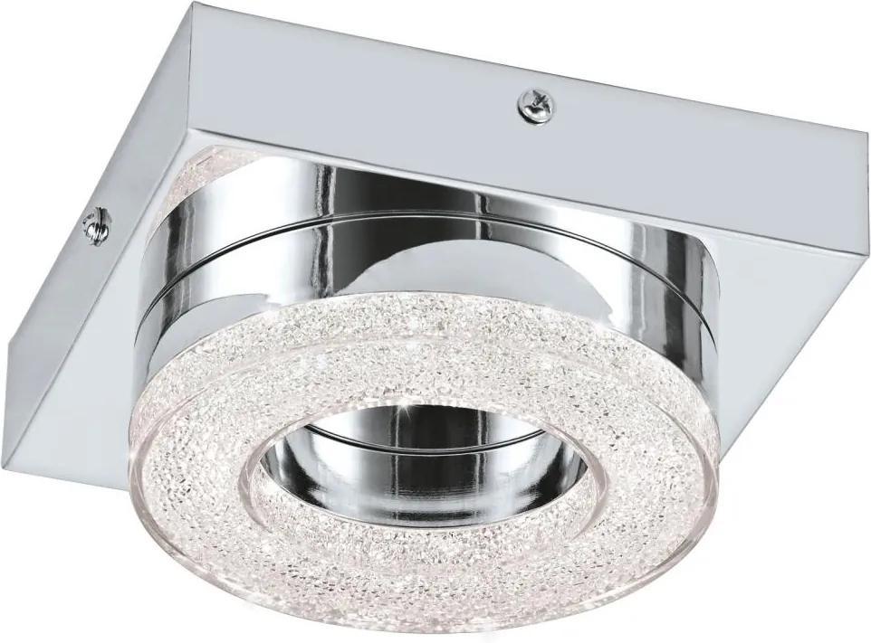 Eglo 95662 - LED Cristal Plafoniera FRADELO LED/4W/230V