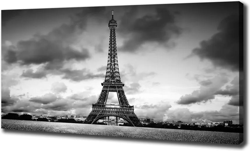 Tablouri tipărite pe pânză Turnul eiffel din paris