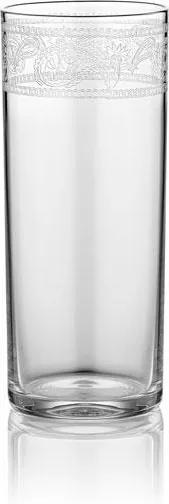 Set 6 Pahare Paisley pentru lemonade/apa