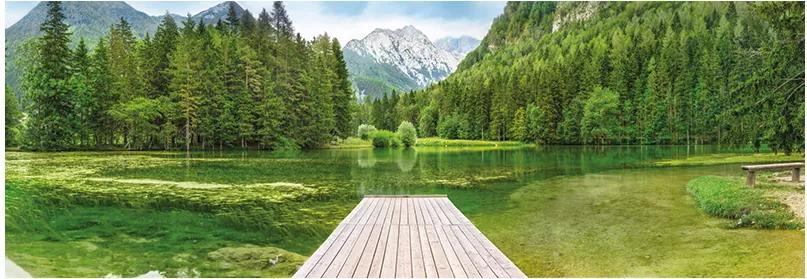 Fototapet peisaje - Verde absolut