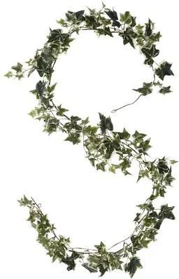 Planta artificiala, ghirlanda, iedera, mix nuante verde